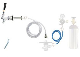 Enlarge Kegco Basic Kegerator Conversion Kit
