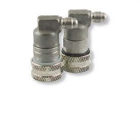 Enlarge Stainless Steel Ball Lock Hansen Keg Home Brew Keg Tap - 1/4in. MFL