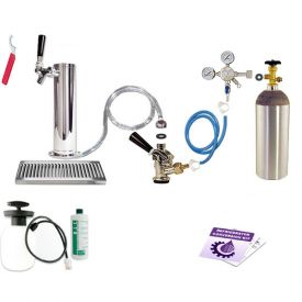 Enlarge Kegco Ultimate Tower Kegerator Conversion Kit
