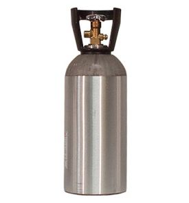 Enlarge 10 lb. Aluminum Co2 Tank