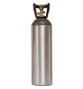 Enlarge 15 lb. Aluminum Co2 Tank