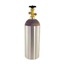 Enlarge 5 lb. Aluminum Co2 Tank