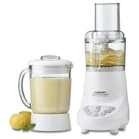 Enlarge Cuisinart BFP-703 SmartPower Duet Blender / Food Processor - White