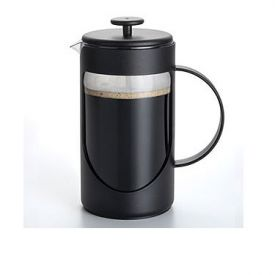 Enlarge Bonjour 53193 - 3-Cup Ami-Matin Unbreakable French Press - Black