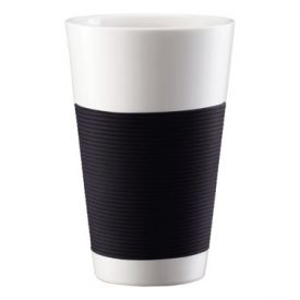 Enlarge Bodum 10110-01 CANTEEN 2 Pcs. Double-Wall Large Mug, 0.35 L.