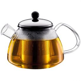 Enlarge Bodum 10452-16 MARCEL 9.6 Cup Tea Press, 1.2 L.