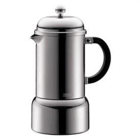 Enlarge Bodum 10617-57 CHAMBORD 6 Cup Matte Espresso Maker, 0.35 L.
