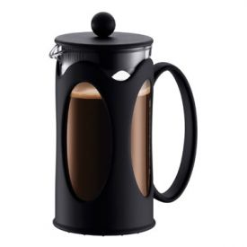 Enlarge Bodum 10682-01US KENYA 3 Cup Coffee Maker, 0.35 L.