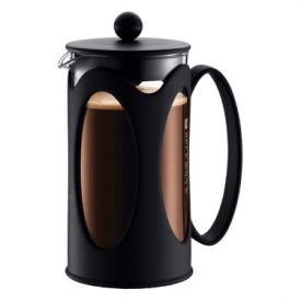 Enlarge Bodum 10685-01US KENYA 8 Cup Coffee Maker, 1 L.