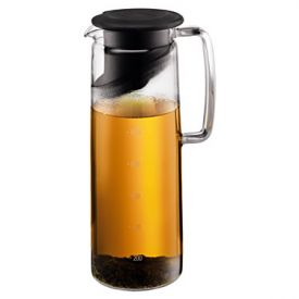 Enlarge Bodum 10760-01 BIASCA Ice Green Tea Jug, 1.2 L.