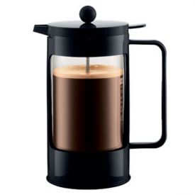 Enlarge Bodum 11080-01 BEAN 3 Cup Coffee Press Pot, 0.35 L.