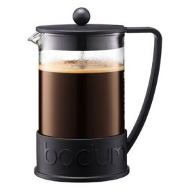 Enlarge Bodum 11030-01US4 BRAZIL 12 Cup Coffee Plunger, 1.5 L.