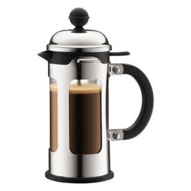 Enlarge Bodum 11170-16 CHAMBORD 3 Cup Coffee Plunger, 0.35 L.
