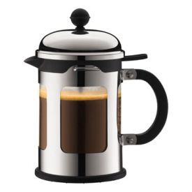 Enlarge Bodum 11171-16 CHAMBORD 4 Cup Coffee Plunger, 0.5 L.