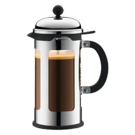 Enlarge Bodum 11172-16US CHAMBORD 8 Cup Coffee Plunger, 1 L.