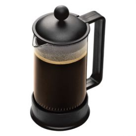Enlarge Bodum 1543-01US BRAZIL 3 Cup Glass French Press, 0.35 L.