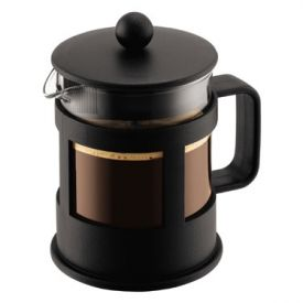 Enlarge Bodum 1784-01 KENYA 4 Cup Coffee Maker, 0.5 L.