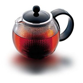 Enlarge Bodum 1844-01GVP Assam 4-Cup Tea Press, 1 L.