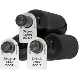 Enlarge Final Touch Wine Bottle Tags - 48 Pieces