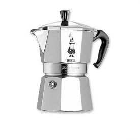 Enlarge Bialetti 06857 Moka Express Coffee Maker - 1 Cup