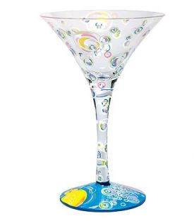 Enlarge Bubble Bath Martini Glass by Lolita Love my Martini