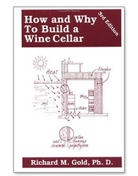 Enlarge How and Why to Build a Wine Cellar