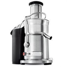 Enlarge Customer Return - Breville 800JEXL Die-Cast Juice Fountain Elite Juice Extractor