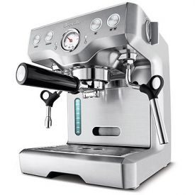 Enlarge Breville BES830XL - Die-Cast Programmable Espresso Machine