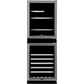 Enlarge Marvel 66BWM-BD Dual Zone Wine & Beverage Refrigerator
