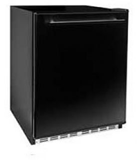 Enlarge Aficionado C112 5.6 Cu. Ft. Built-In or Free Standing All Refrigerator - Black