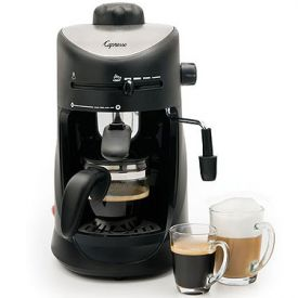 Enlarge Capresso 303 - 4-Cup Espresso & Cappuccino Machine