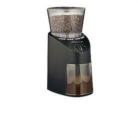 Enlarge Capresso 560 Infinity Conical Burr Coffee Grinder - Black