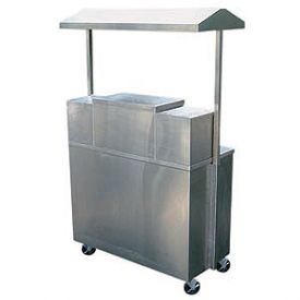 Enlarge CB-SS2A-CPY - Portable Dispensing Cabinet with Canopy
