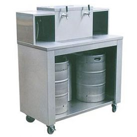 Enlarge CB-SS2A - Portable Dispensing Cabinet without Canopy