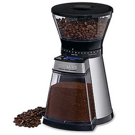 Enlarge Cuisinart CBM-18N Programmable Conical Burr Coffee Grinder