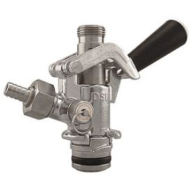 Enlarge CH5300 - U System Keg Tap Coupler - Lever Handle