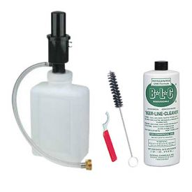 Enlarge Kegco Beer Cleaning Kit - 2 Qt. Bottle w/ 33 oz. Cleaner