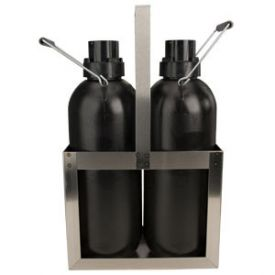 Enlarge Dual Bottle Kegerator Cleaning Container Kit