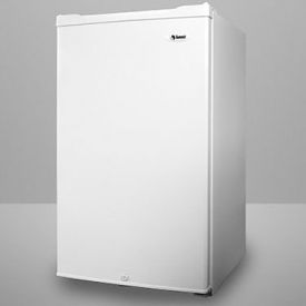 Enlarge Summit CM420ES 4.1 cf Compact Refrigerator-Freezer - White [Energy Star]