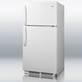 Enlarge Summit CTR15 14.3 Cu. Ft. Frost Free Refrigerator Freezer