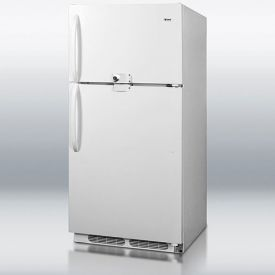 Enlarge Summit CTR15LLF2 14.8 Cu. Ft. Frost Free Refrigerator Freezer