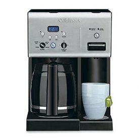Enlarge Cuisinart CHW-12 12 Cup Programmable Coffemaker w/ Hot Water System