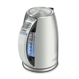 Enlarge Cuisinart CPK-17 PerfecTemp Cordless Electric Kettle
