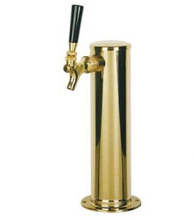 Enlarge D4743T-PVDKR PVD Brass Glycol Cooled 1-Faucet Tower - 3