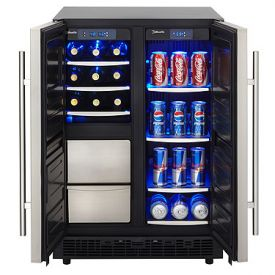 Enlarge Danby DPC6012BLS 4.65 Cu. Ft. Beverage Center - Stainless Steel Door