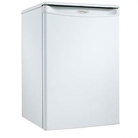 Enlarge Danby DAR259W 2.5 Cu. Ft. Mid Size Compact Refrigerator - White Cabinet & Door