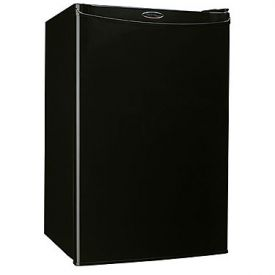 Enlarge Danby DAR044A1BDD 4.4 Cubic Foot Compact All Refrigerator - Black