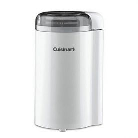 Enlarge Cuisinart DCG-20N Coffee Bar Coffee Grinder - White