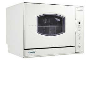 Enlarge Danby DDW497W - Countertop Dishwasher