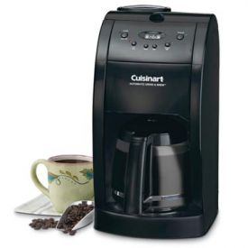 Enlarge Cuisinart DGB-475BK Grind & Brew 10 Cup Automatic Coffee Maker - Black